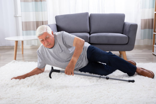 Care Experts Can Help Prevent Falls in Older Adults
