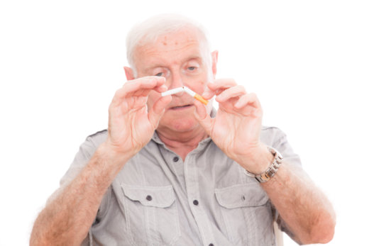Helping Seniors Quit Smoking