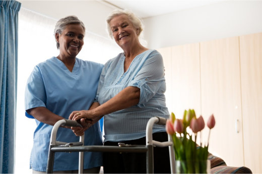 The Benefits of Hiring a Skilled Nurse for Seniors